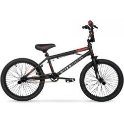 Hyper 20 Nitro Circus BMX Kids' Bike, Matte Black