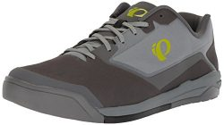 Pearl iZUMi Men's X-Alp Launch Cycling Shoe, Smoked Pearl/Monument, 43.5 M EU (9.6 US)