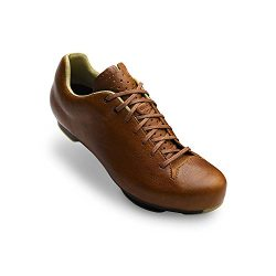 Giro Republic Lx Road Cycling Shoes Sepia Leather/Black 45