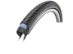 SCHWALBE Marathon Plus Smart Guard RLX Wire Tire, 20 x 1.75-Inch