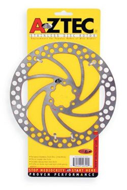 AZTEC Bicycle Components Aztec Replacement Bike Disc Brake Rotor (160mm)