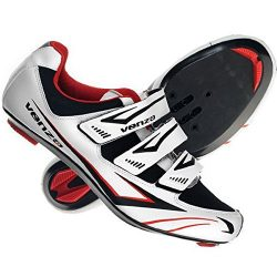 Venzo Road Bike For Shimano SPD SL Look Cycling Bicycle Shoes 45