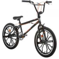 20″ Mongoose Rebel Freestyle Boys' BMX Bike