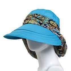 Flower-Bud Hat Ladies Bike Outdoor Folding Sunshade Sun Hat UV Cloth Cap Fisherman Hat Custom,se ...