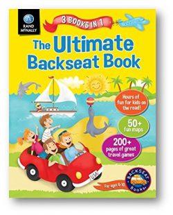 Rand McNally Ultimate Backseat Book