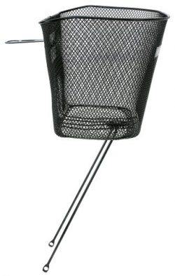 M-Wave Wire Bicycle Basket
