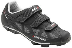Louis Garneau Multi Air Flex Bike Shoes, Black, US (12.5), EU (48)