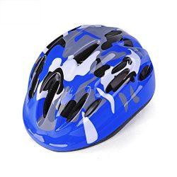 Zjoygoo Toddler Kids Child Multi-sport Outdoor Light-weight Cycling Bike Bicycle Helmet Head Pro ...