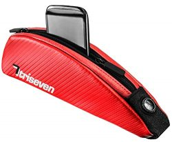 TriSeven Aero 30 Carbon Cycling Frame Bag – Lightweight Storage for Triathlons & MTB | ...