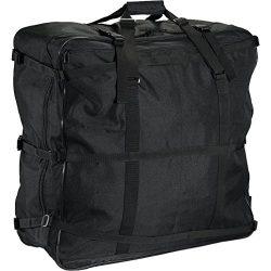 S & S S&S Backpack Travel Case, Black