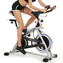 Trbitty Spinning Bike Spin Pro Indoor Cycling Bike with Pulse for Health and Fitness MT0422 (Sli ...