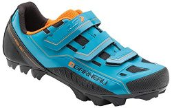 Louis Garneau – Gravel Bike Shoes, Sapphire, US (10.75), EU (45)