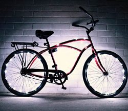 Bike Wheel / Lights (2 PACK)- Colorful Light Accessory For Bike – Perfect For Burning Man  ...