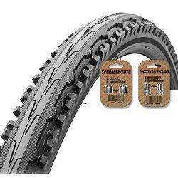 KENDA Kross Mountain Bike Tire (K847) Black – Semi Slick Tread Style – FREE SHIPPING ...