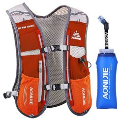Lovtour Premium Running Race Hydration Vest Pack for Marathon, Cycling, Hiking Give with 20 oz(6 ...