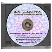 BMV Quantum Subliminal CD Improve your Cycling Skills: Professional Cyclist Mind Training Aid (U ...