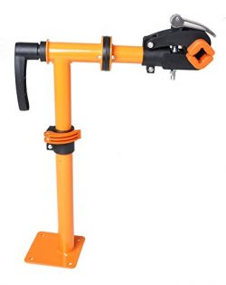 Conquer Bench Mount Bicycle Repair Stand Bike Rack