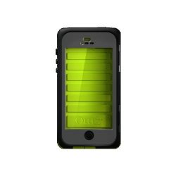 OtterBox Armor Series Waterproof Case for iPhone 5 – Retail Packaging – Neon (Discon ...