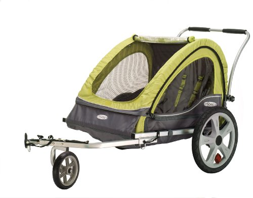 Pacific Cycle InStep Sierra Double Bicycle Trailer