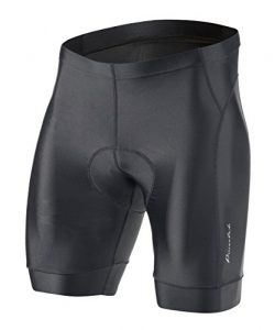 Przewalski Mens 3D Padded Cycling Shorts, Bike Biking Half Pants, Cycle Clothes for Road Riding  ...