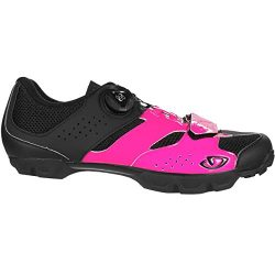 Giro Cylinder Cycling Shoes – Women's Bright Pink/Black 40