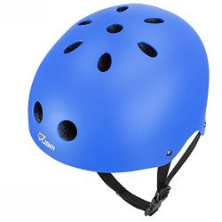 JBM international EPS foam Impact resistance & Ventilation Skateboard Helmet for Multi-sport ...