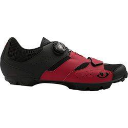 Giro Cylinder Cycling Shoes – Men's Dark Red/Black 43