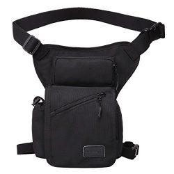 Eshow Leg Bag Motorcycle Outdoor Bike Camping Cycling Thigh Pack Waist Belt