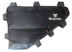 Moosetreks Touring/Road Bike Full Frame Bag (Large)