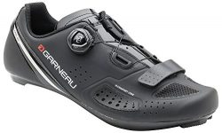 Louis Garneau – Men's Platinum 2 Road Bike Clip-In Cycling Shoes for All Road and SP ...