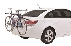 SportRack SR3162 3-Bike Strap Bike Rack, Black