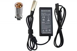 FLYTEN 48W Charger for Electronic Scooter,for Electronic Bicycle,for Go-Go Elite Traveller SC40E ...