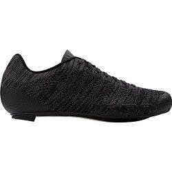 Giro Empire E70 Knit Cycling Shoes – Men's Black/Charcoal Heather 44.5