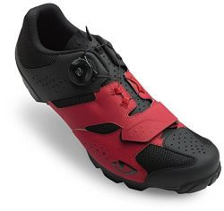 Giro Cylinder Cycling Shoes – Men's Dark Red/Black 46