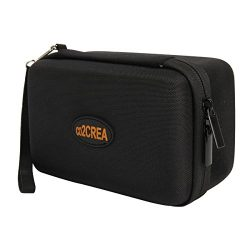 co2CREA (TM) Hard Shell EVA Carrying Storage Travel Case Bag for 4.3-5″ Garmin Nuvi 2597LM ...