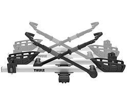 Thule 9035XTS T2 Pro XT 2 Bike Rack, Silver, 1.25″