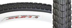Sunlite Cruiser 927 Tires, 26″ x 2.125″, Black/White