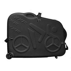 Docooler EVA Bike Transporter Case for 26″/700C/27.5″ Mountain Road Bicycle Travel T ...