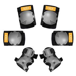 XJD Kids/Youth Rollerblade Roller Skates Cycling Knee Pads Elbow Pads Wrist Guards Protective Ge ...