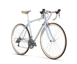 Raleigh Bikes Women's Super Course Endurance Road Bike, Sky, 50cm/X-Small