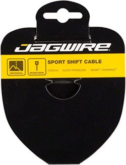 Jagwire Slick Stainless Tandem & Triplet Derailleur Wire 4445mm Shimano Head