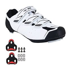 Zol Stage Road Cycling Shoes with Cleats 46