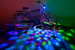 Brightz, Ltd. CruzIn Blinking LED Bicycle Accessory, Multicolor