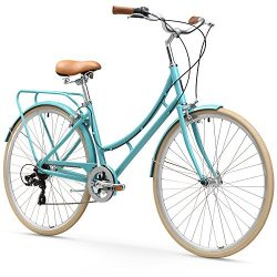 sixthreezero Ride in the Park Women's 7-Speed City Road Bicycle, 17-Inch Frame/700C Wheels ...