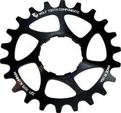 Wolf Tooth Components Single Speed Aluminum Cog: 18T