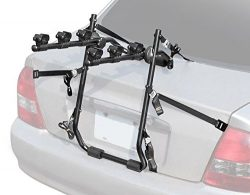 Venzo 3 Bike Car Universal Carrier Rack Bicycle Rear Racks
