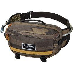 Dakine Hot Laps 5L Lumbar Pack Field Camo, One Size