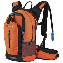 Gelindo Insulated Hydration Backpack Pack with 2.5L BPA Free Bladder – Keeps Liquid Cool u ...