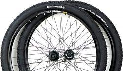Mavic Rim 29er Mountain Bike Wheels with Disc Brake Shimano Hubs PLUS Free Continental 29×2 ...