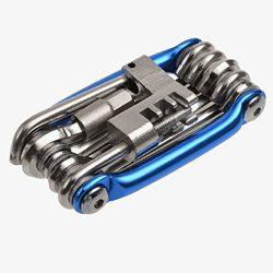 Bike Accessories,Dartphew 1Pcs – Bicycle Tools Sets 11 in 1 Bike Multi Repair Kit –  ...